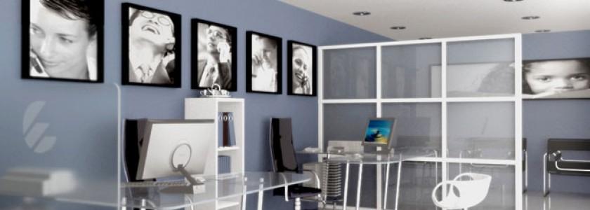 ¿Cómo influye el color en los espacios de trabajo? - Jacena
